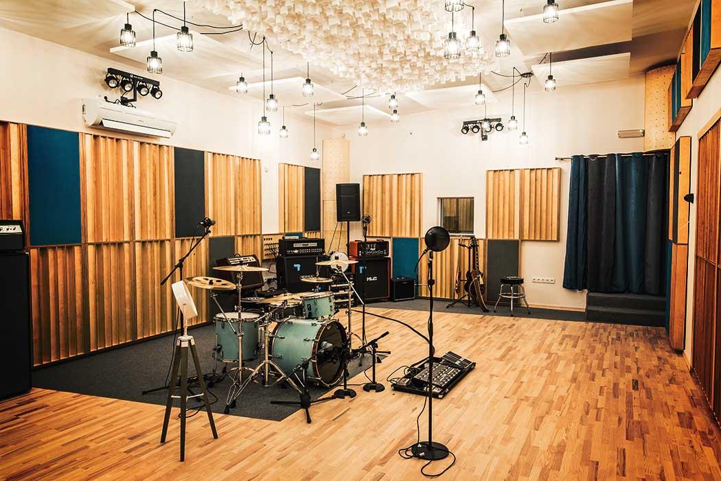 Sala muzyczna Stacja Muzyka